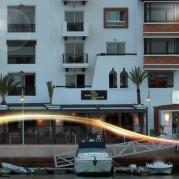 Première certification au Maroc sur le  « Code d'Hygiène pour la Restauration » accordée au restaurant Pure Passion à la Marina d'Agadir.