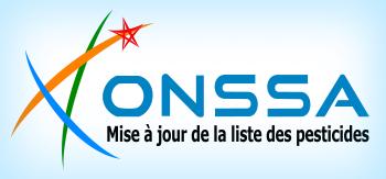 Mise à jour de la liste des pesticides de l'ONSSA