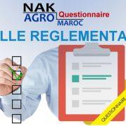 Questionnaire Veille réglementaire