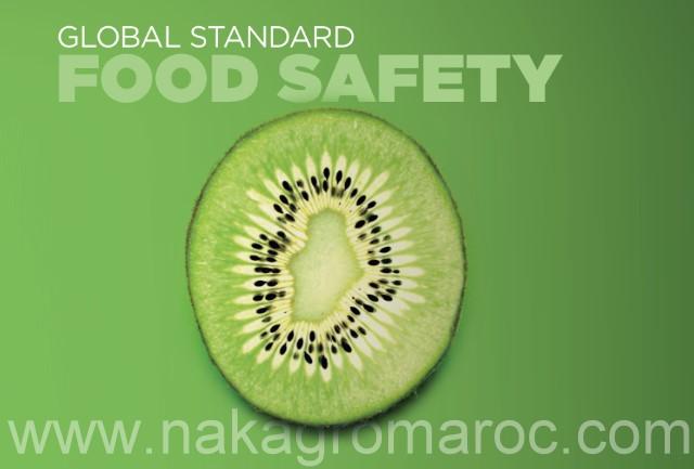 BRC - GLOBAL STANDARD - FOOD SAFETY Morocco